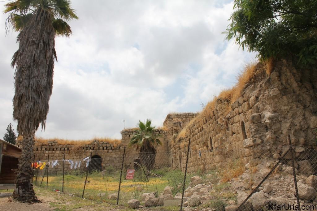 כפר אוריה - החאן העתיק