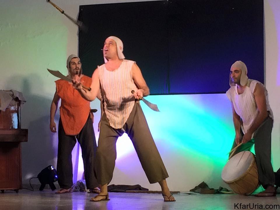 כפר אוריה חנוכה 2015 5