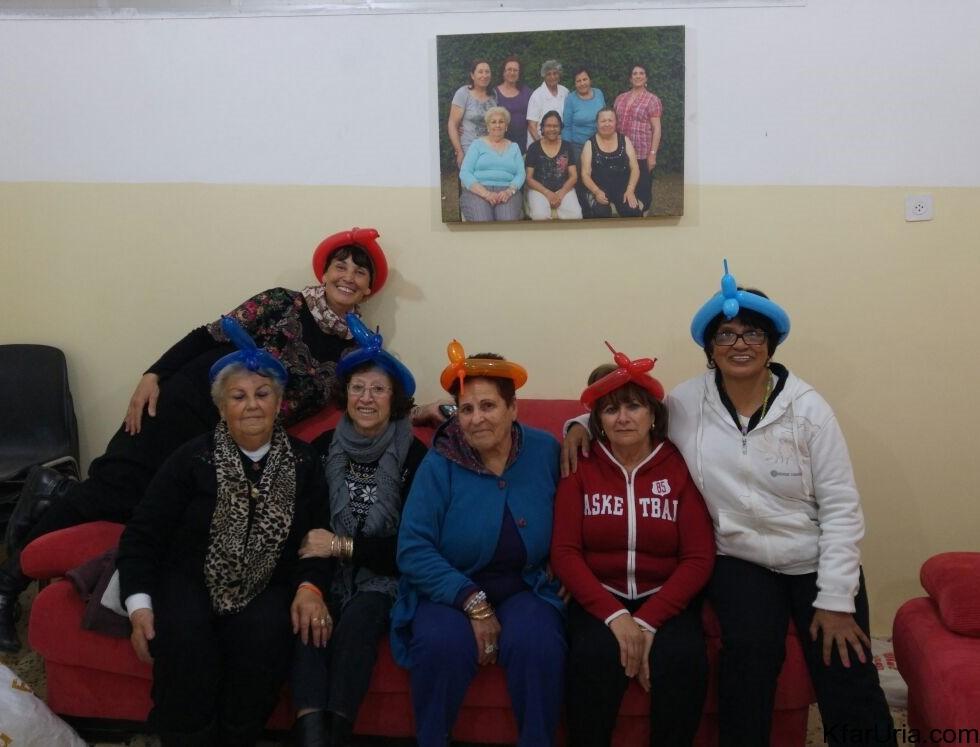 מועדון הותיקות של כפר אוריה