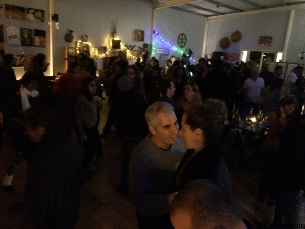 מסיבת סוף 2015 כפר אוריה