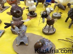 יצירה טו בשבט כפר אוריה 2016 8