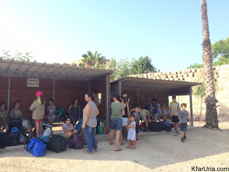 שבט אופק כפר אוריה מחנה קיץ 2016 3