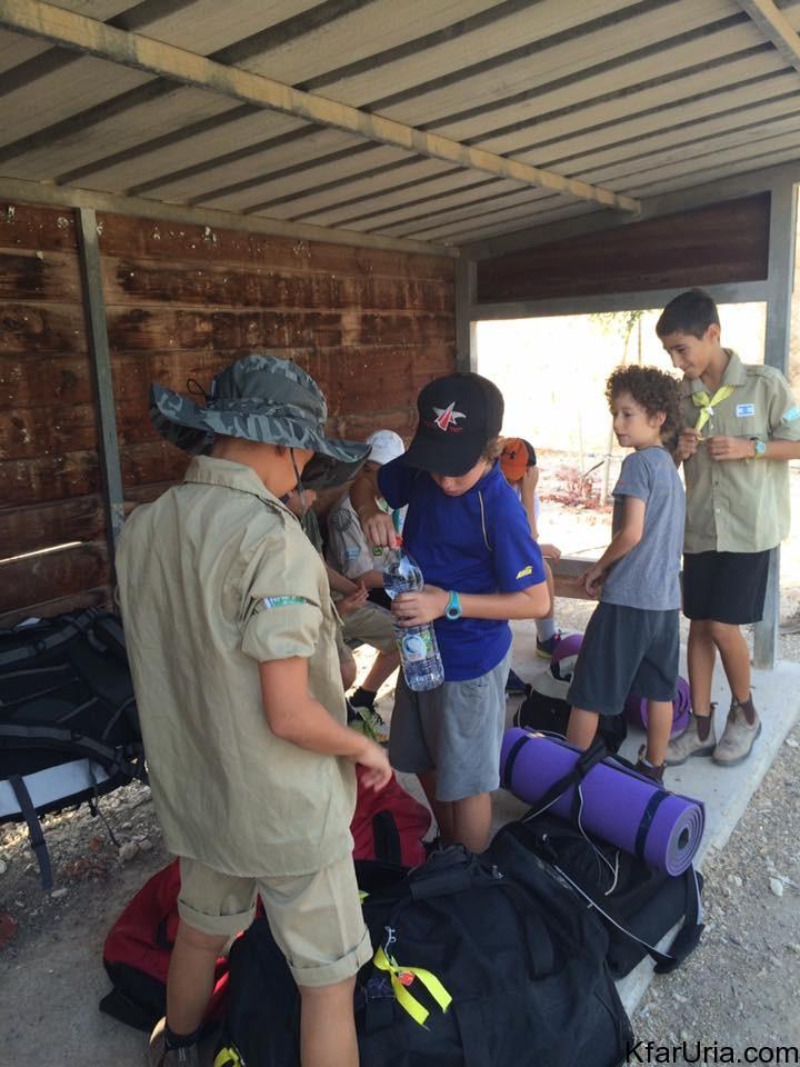 שבט אופק כפר אוריה מחנה קיץ 2016 4