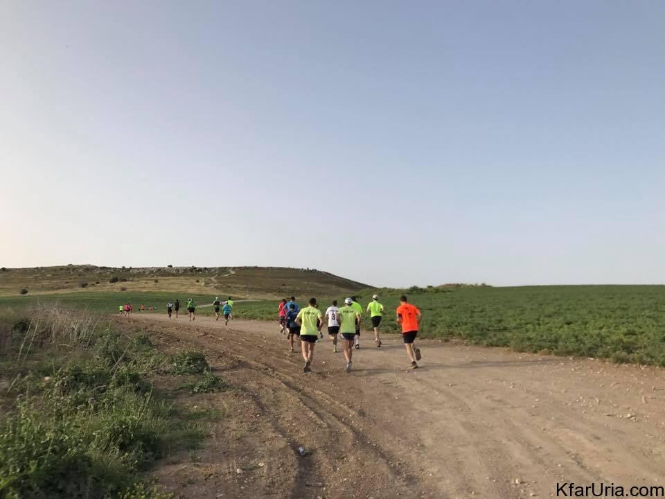 דואתלון שטח כפר אוריה 2017 1