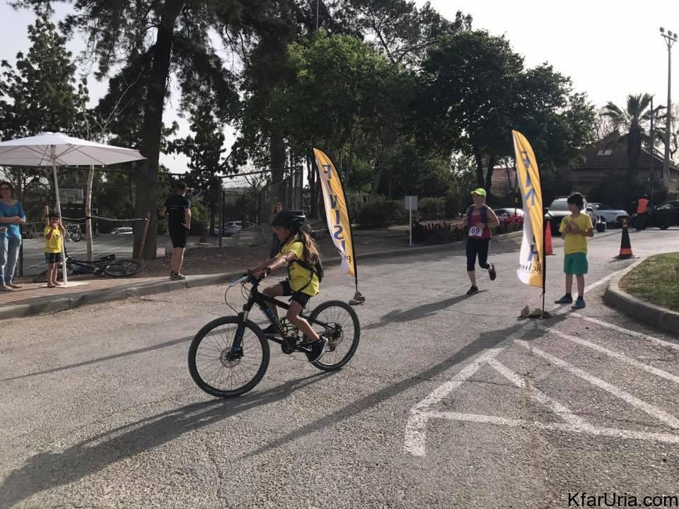 דואתלון שטח כפר אוריה 2017 6