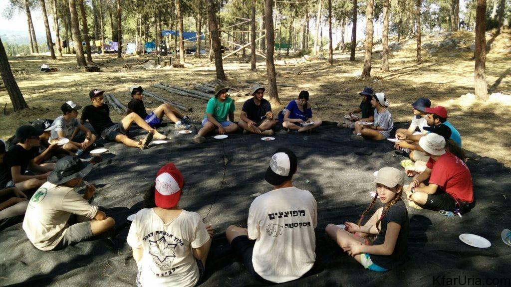 כפר אוריה - מחנה קיץ 2017 - הכנות 3