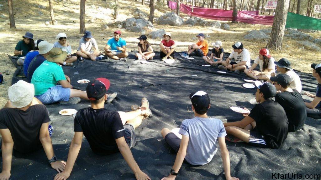 כפר אוריה - מחנה קיץ 2017 - הכנות 7