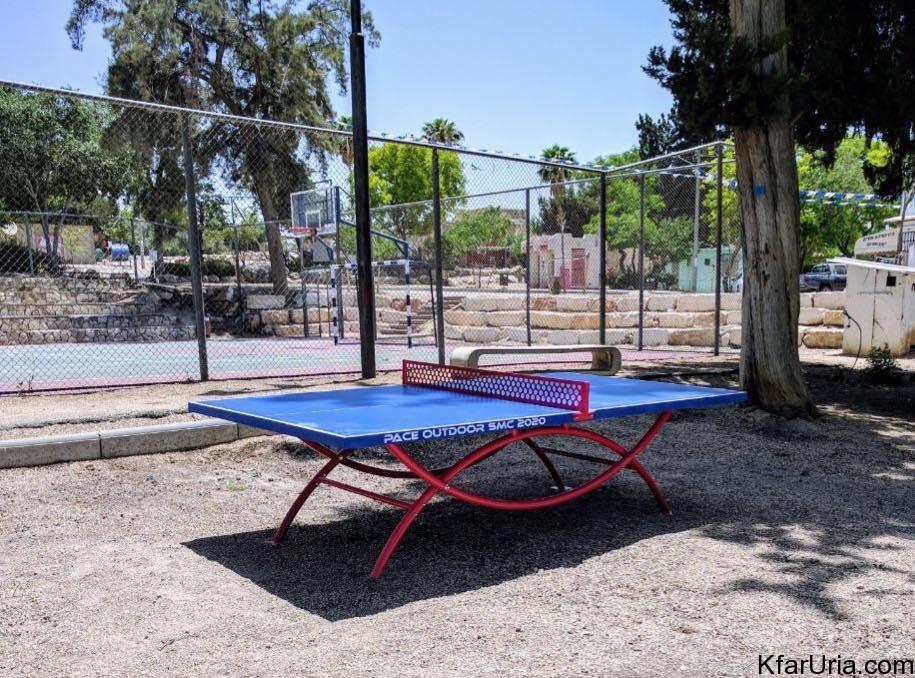 שולחן טניס שולחן כפר אוריה