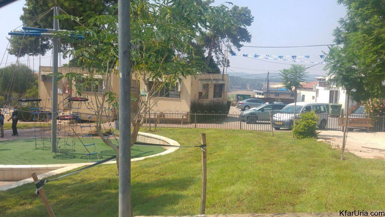 כפר אוריה דשא חדש 2017